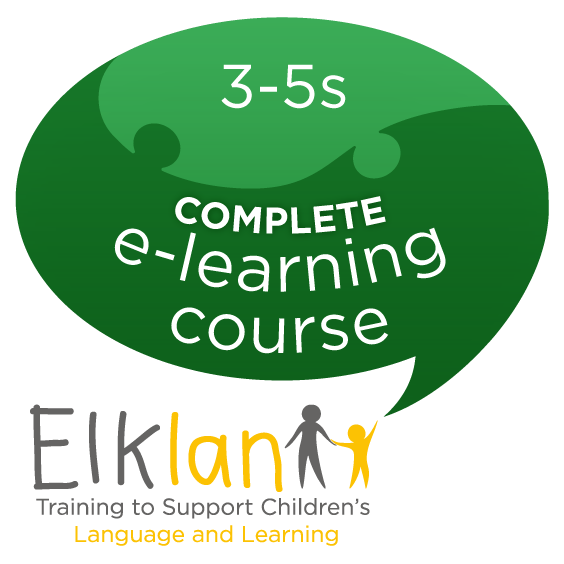 Speech and Language Support for 3-5s