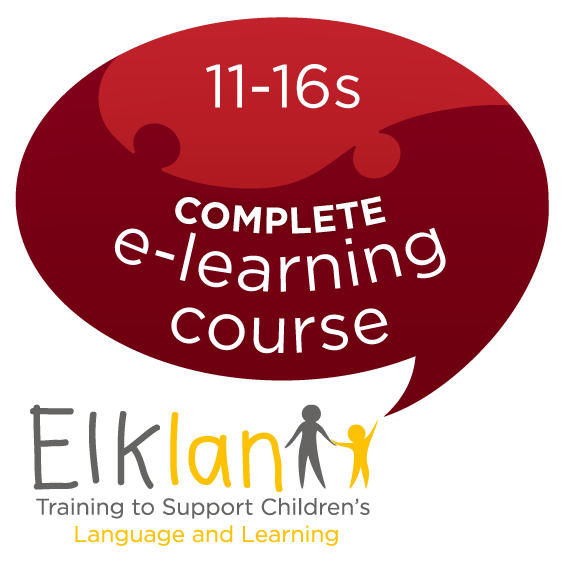 Speech and Language Support for 11-16s