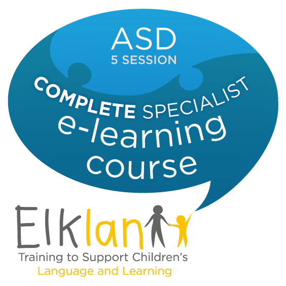Supporting Verbal Pupils with ASD - e-learning course