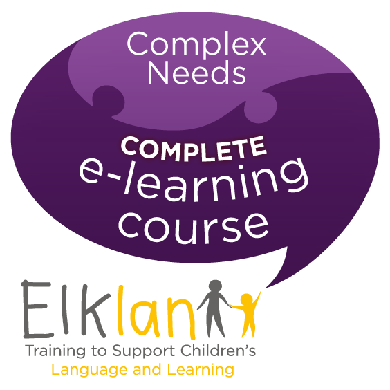 Speech and Language Support for 0-25s with Complex Needs