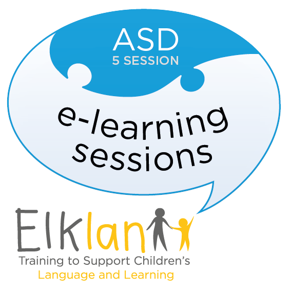 Supporting Verbal Pupils with ASD - e-learning sessions